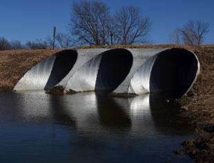 Labette County Bridge 183
