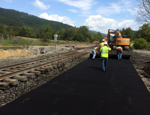 Norfolk Southern Ballast Protection