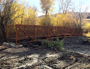 Pineview West Trail